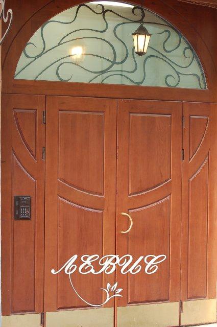 входные двери в подъезд на заказ