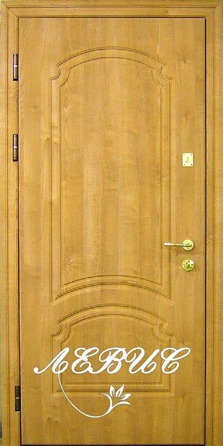 двери металлические пленка пвх
